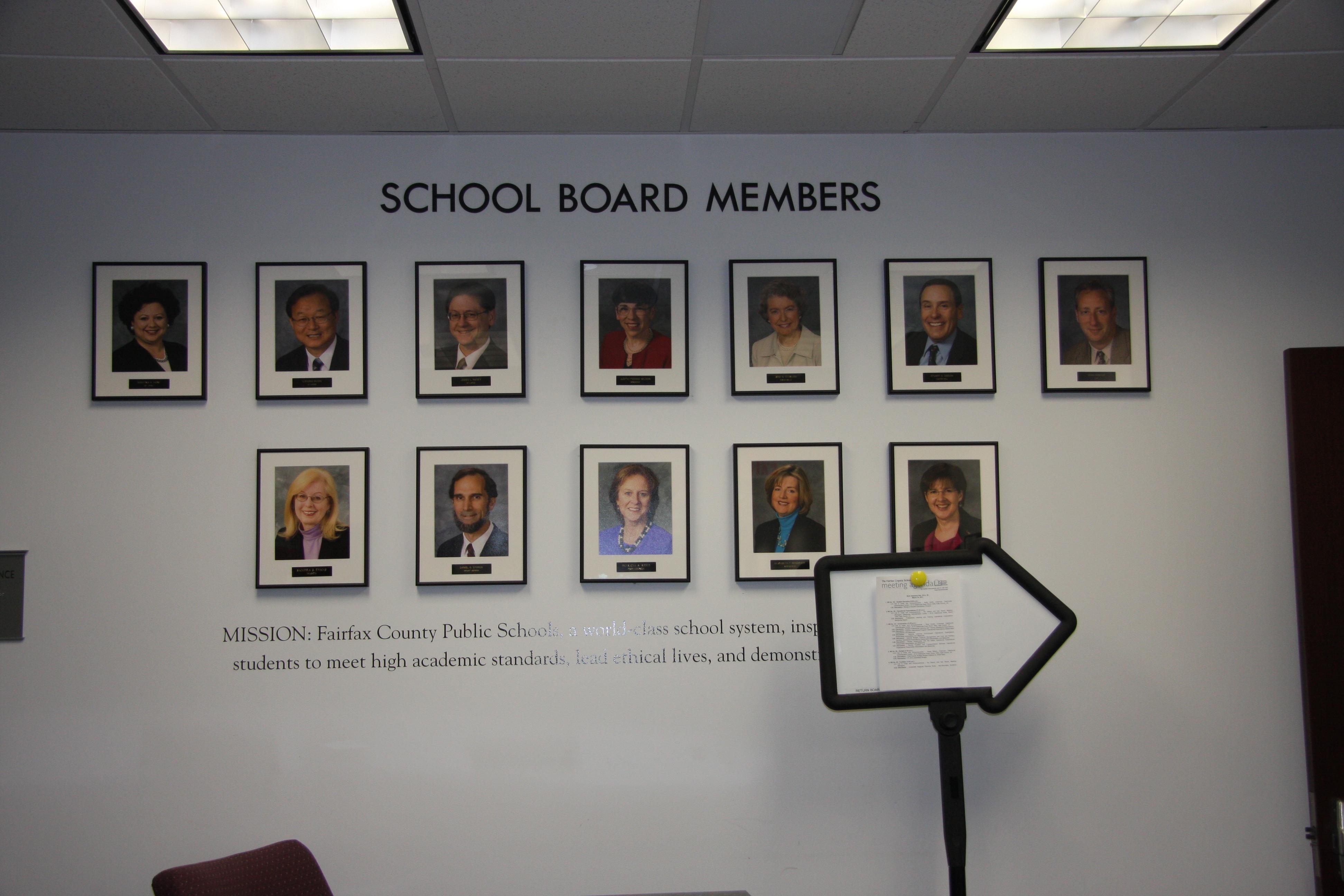 The Fairfax County School